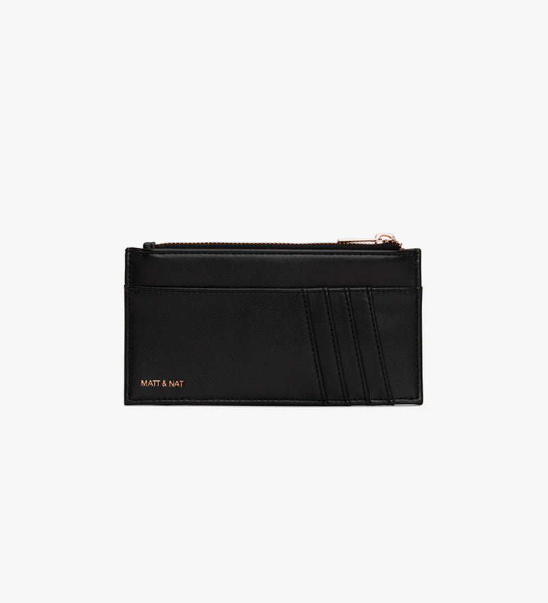 MONEDERO VEGANO MATT&NAT NOLLY BLACK