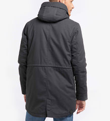 CHAQUETA VEGANA RAGWEAR MR SMITH GREY