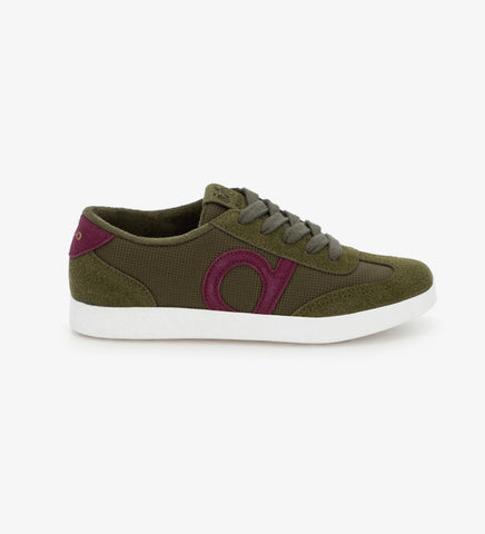 ZAPATILLAS MUROEXE ARMY LIME GREY