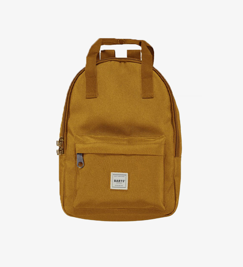 MOCHILA VEGANA BARTS DENVER YELLOW