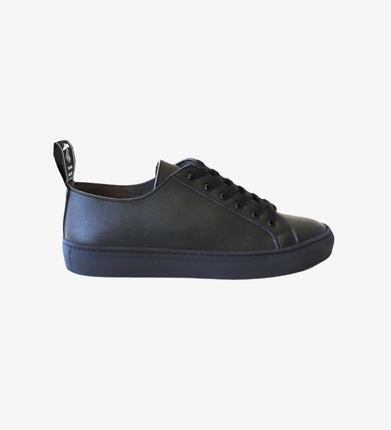 ZAPATILLA VEGANA GOOD GUYS SAMO BLACK