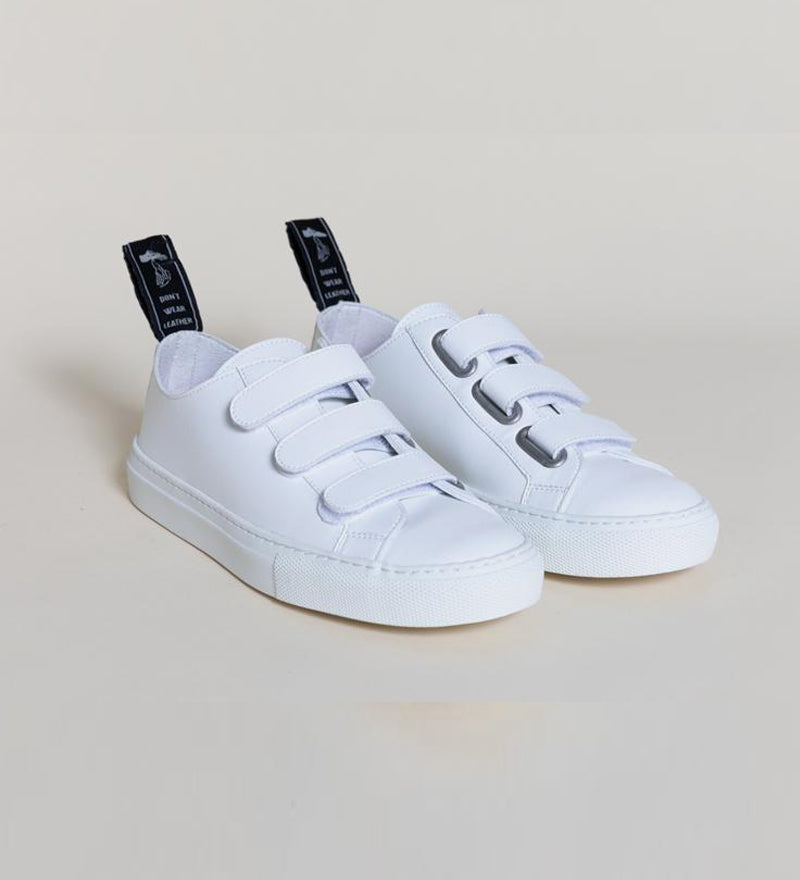 ZAPATILLAS VEGANAS GOOD GUYS KEITH WHITE
