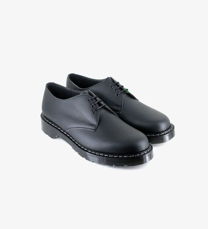 ZAPATO VEGANO VEGETARIAN SHOES AIRSEAL 3 EYE BLACK