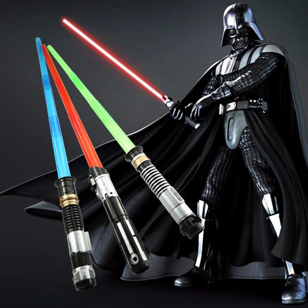 Double Star Wars Lightsaber! - with Sound Effects!