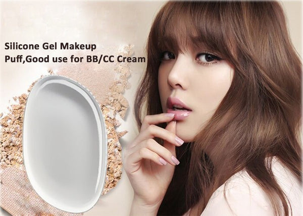 Silicone Cosmetic Makeup Sponge