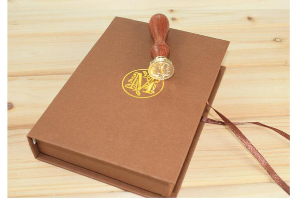 Alphabet Wax Seal Set