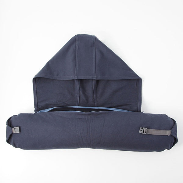 U Shape Travel Pillow Hoodie