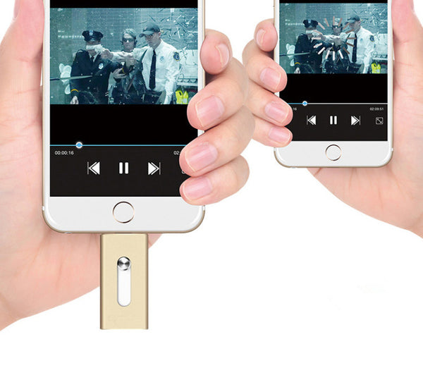 iOS Flash Drive