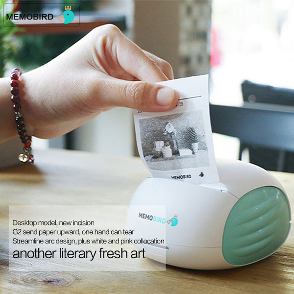 Wireless Smartphone Photo Printer