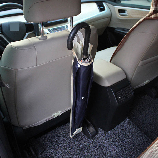 Car Seat Back Umbrella Storage Cover
