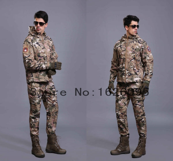 Men's 5.0 Tactical Military Jacket
