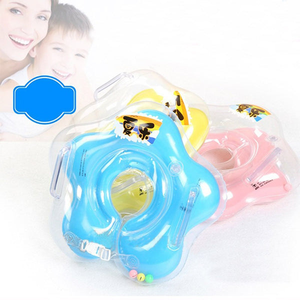 Baby Neck Float - For Swimming and Bathing