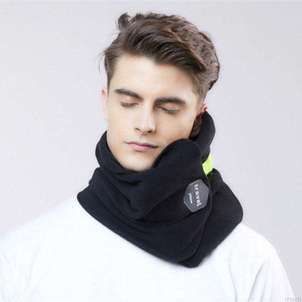 2017 Latest Travel Scarf Pillow
