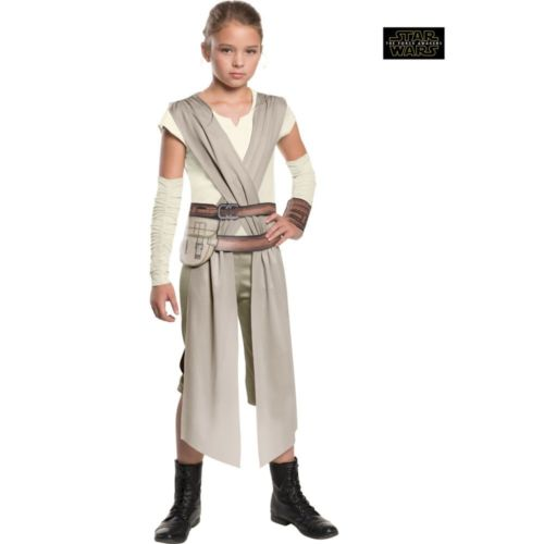 Star Wars Jedi Rey Custome