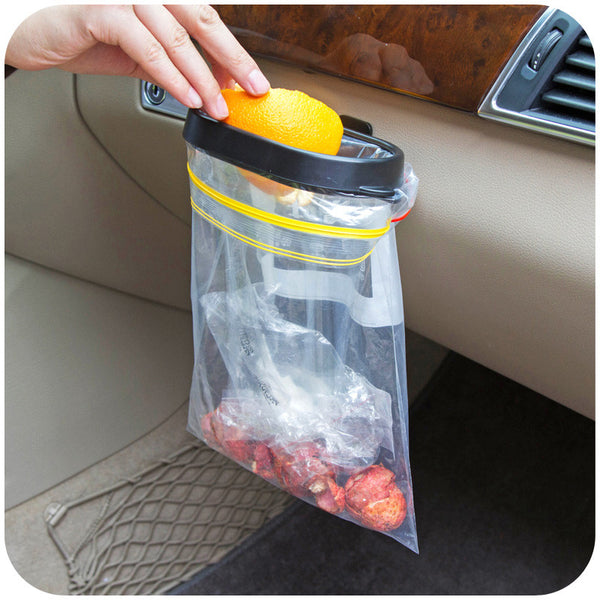 Universal Car Hanger for Trash Bags, Shelves etc.