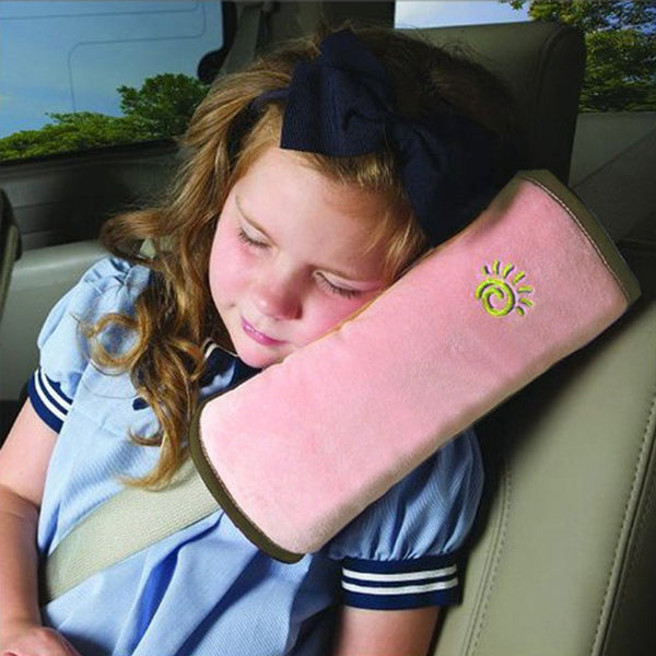 *NEW* Kids Car Auto Safety Seat Belt Support Pillow