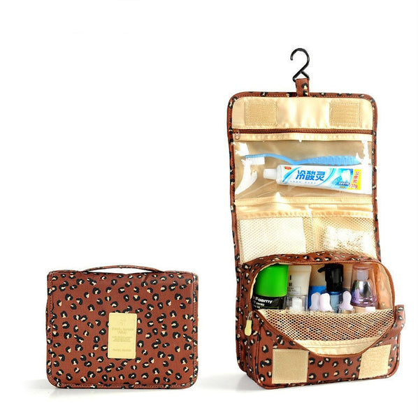 2016 Travel Waterproof Toiletries/Cosmetic Bag