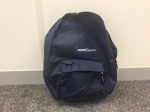 Club Back pack - Navy Blue