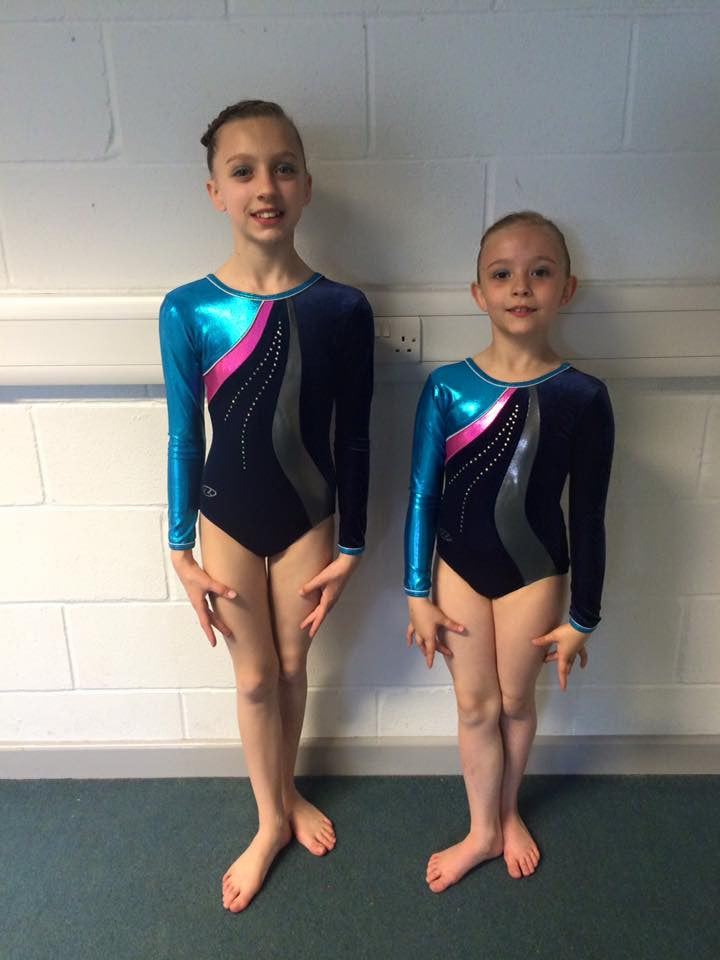 Girls long sleeve Leotard **Special offer while stocks last!**