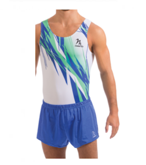 Boys NDP Competition Leotard