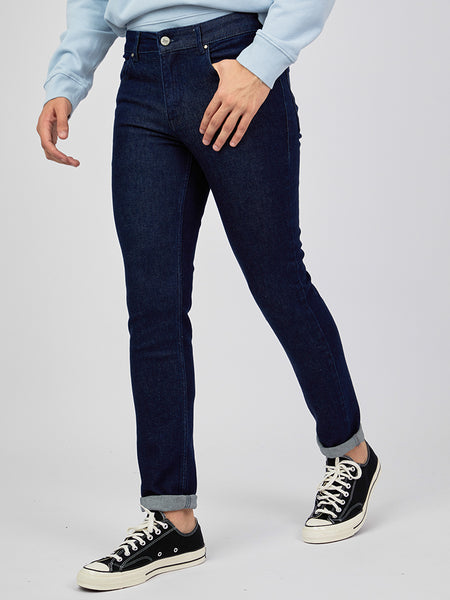 Bey Jean No1 Dark Blue