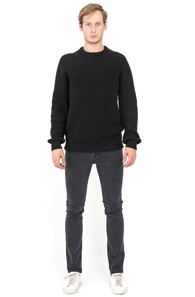 Bey Black Sweater No2