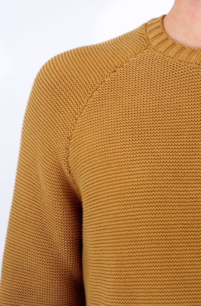 Bey Matte Yellow Sweater No1