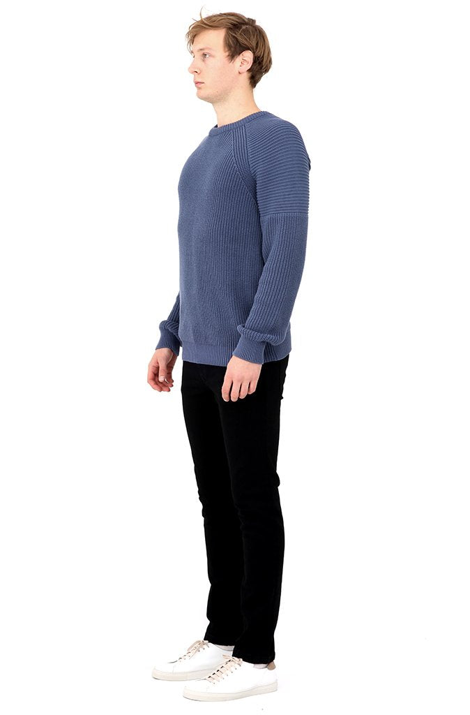 Bey Blue Sweater No2