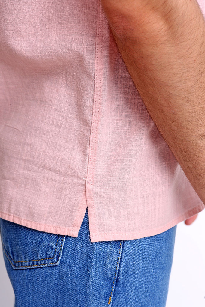 Light Pink Summer Shirt