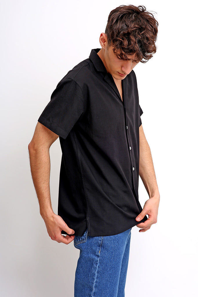 Black Summer Shirt