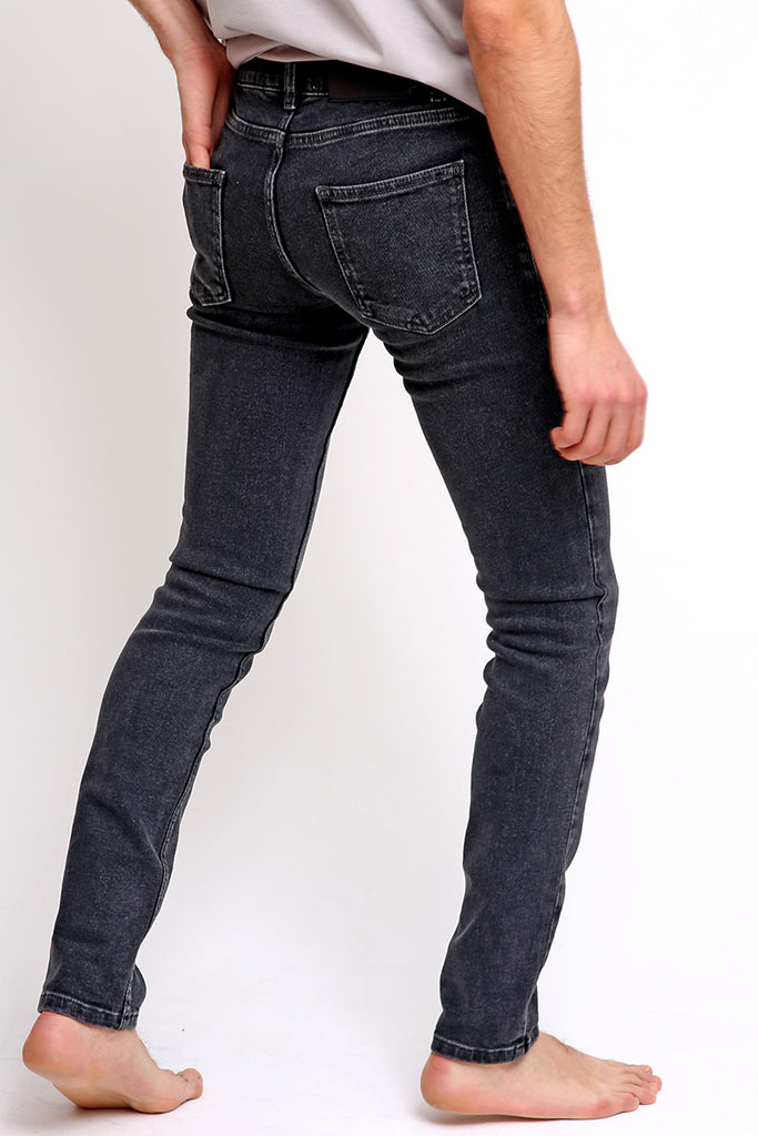 Bey Jean No1 Dark Grey