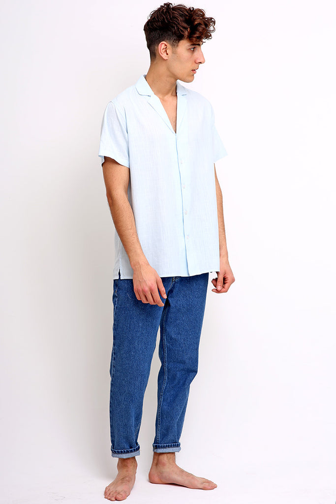 Light Blue Summer Shirt
