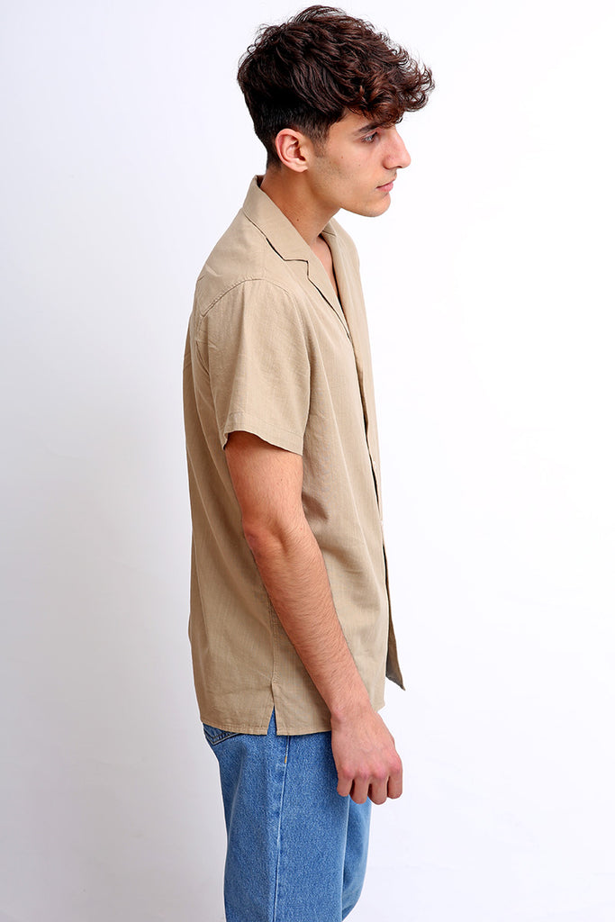 Light Brown Summer Shirt