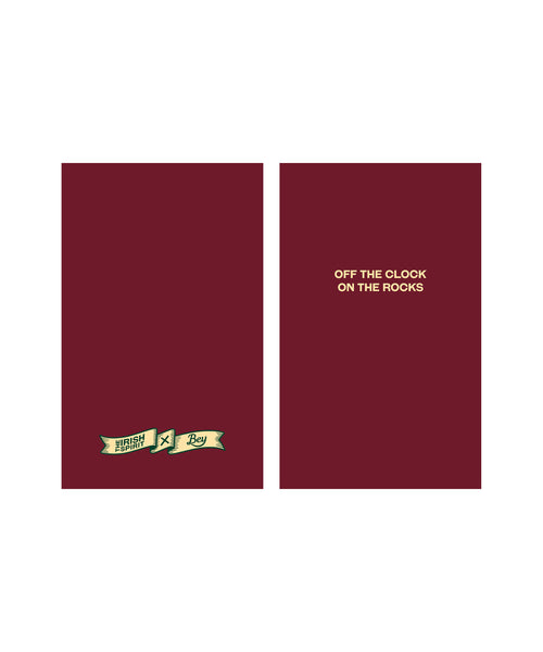 The Irish Spirit X Bey - Defter