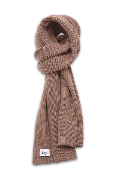 Brown Scarf