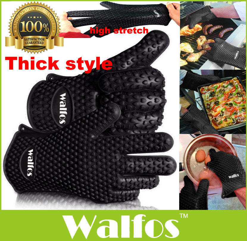 Heat Resistant Silicone Glove