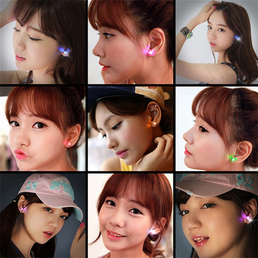 Charm LED Earring Light Up Earring