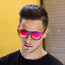 Carey - Red  Polarized