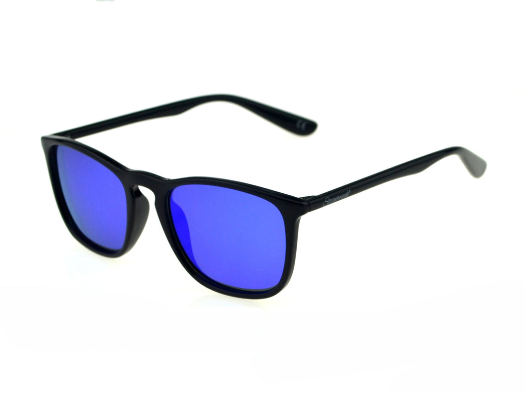Malibu Black - Blue Polarized