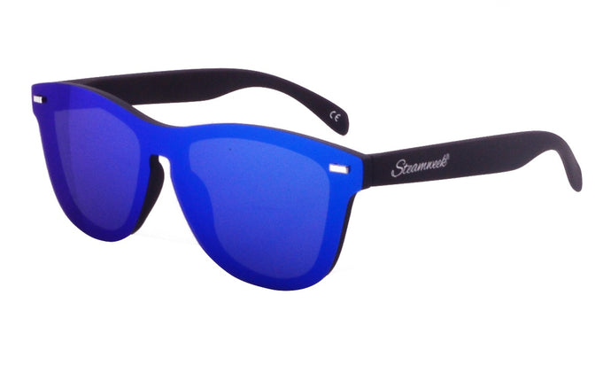 KIDS SPACE Black - Blue Polarized