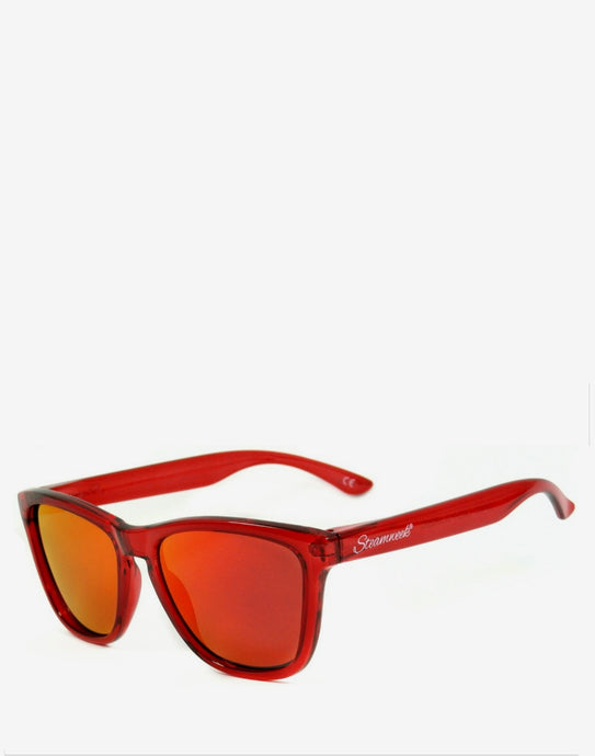 Bright Red - Red Polarized