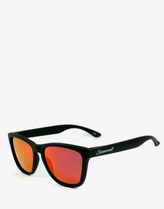 Black - Red  Polarized