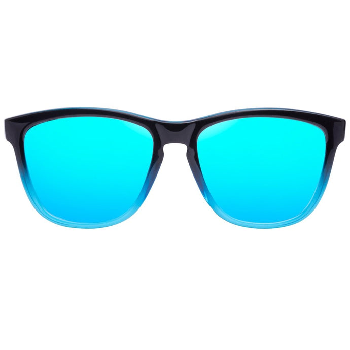 Fusion Black & Blue - Blue Polarized