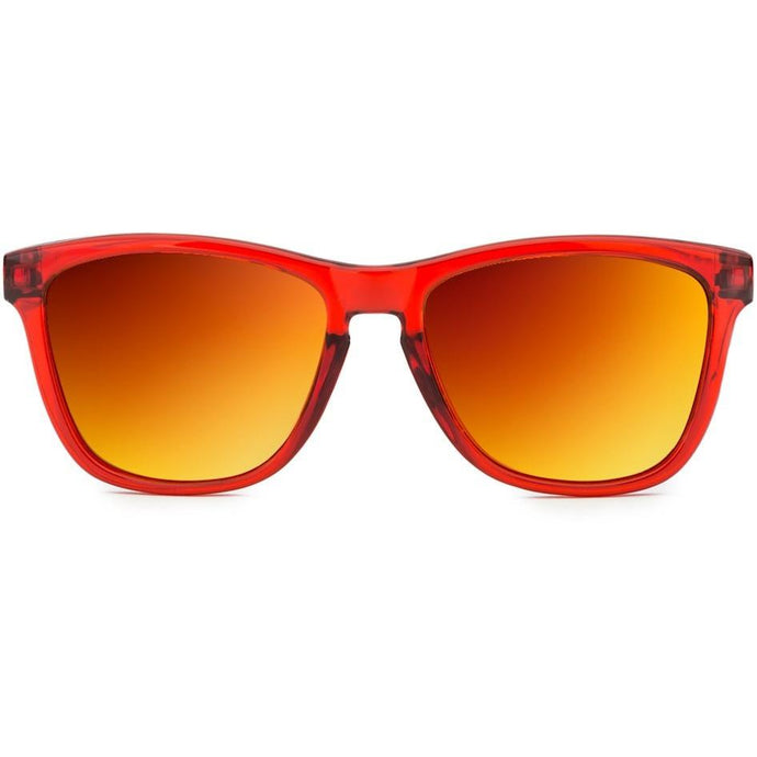 Bright Red - Gold Polarized