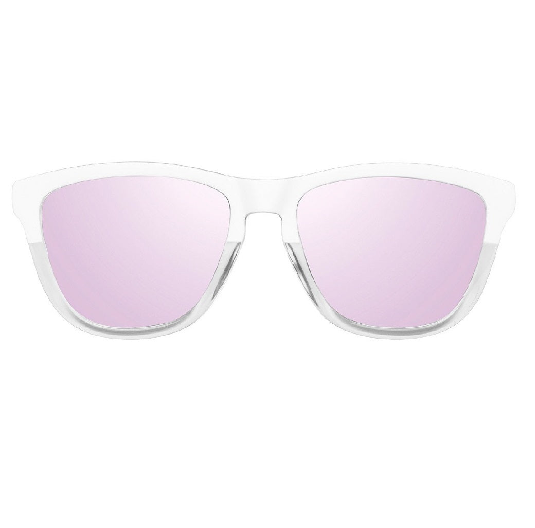 Bicolor White/Rose  Polarized