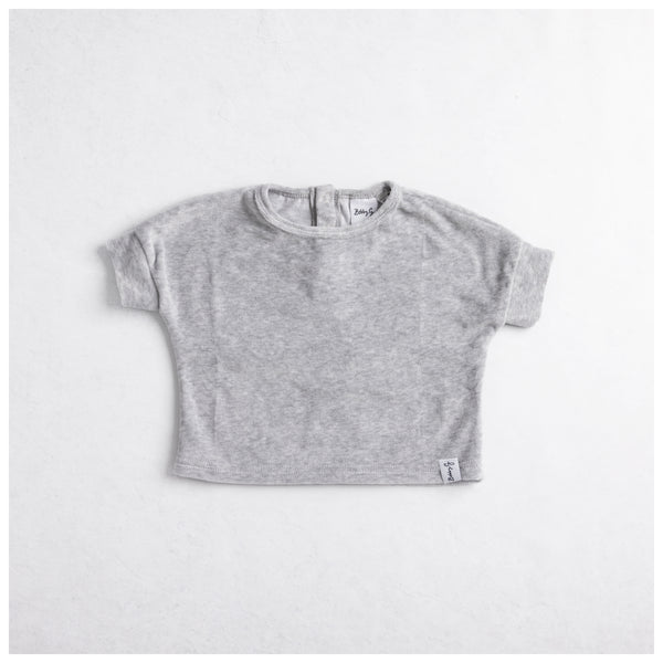Boxy Linen Top - Copper