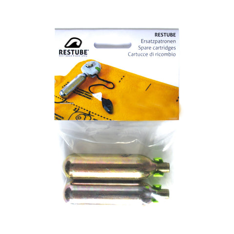Restube spare cartridges