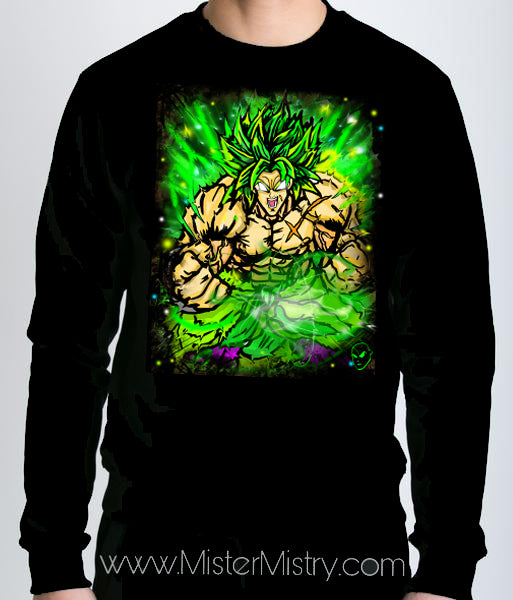 BROLY BLACK JUMPER