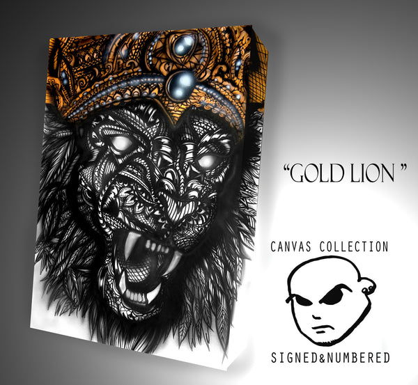 LION - GOLD EDITION