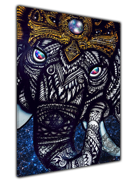 GANESH ELEPHANT GOD CANVAS PRINT